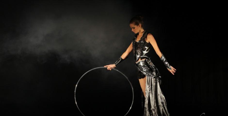 Hula Hoop Performance